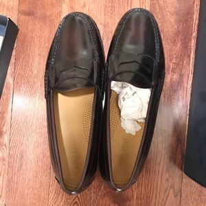NIB Cole Haan wide loafers